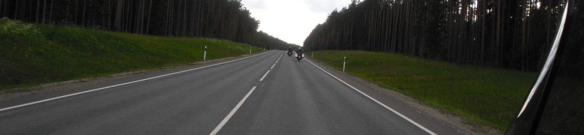 Auf den Straßen Europas